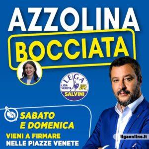 Azzolina Bocciata